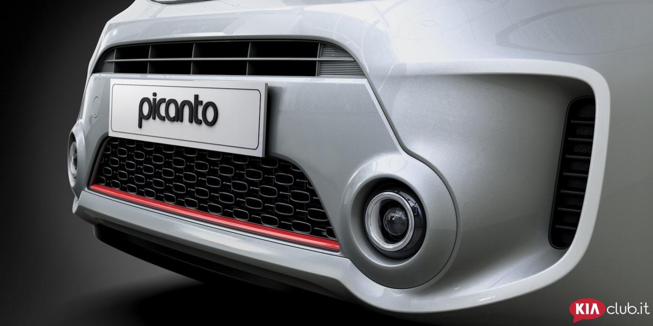 Kia Picanto restyle 2015