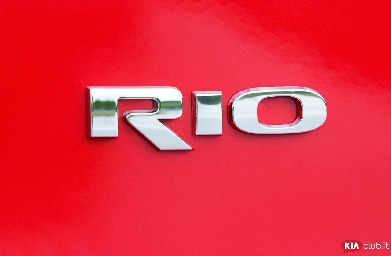Kia Rio MY2017