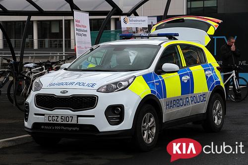 Belfast Harbour Police