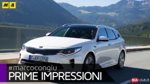 Kia Optima Sportswagon 2016 | Primo Test