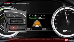 Niro - Sistema Cruise Control intelligente (For EU)