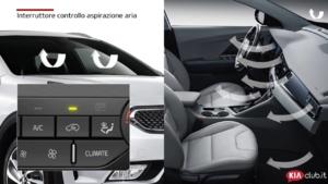 Niro - Interruttore controllo aspirazione aria (For EU)