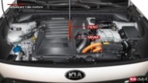 Niro - Rabboccare l'olio motore (For EU)