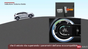 Niro - Indicatore Sistema Ibrido (For EU)