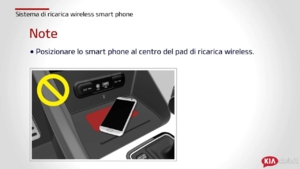 Niro - Sistema di ricarica wireless smart phone (For EU)