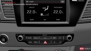Niro - Selezione schermo info climatizzatore (For EU)