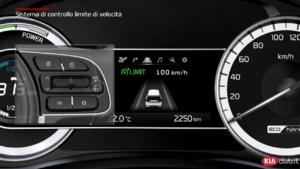 Niro - Sistema di controllo limite di velocità (For EU)