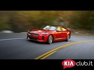 Kia Stinger GT (K8) - Promo 2017