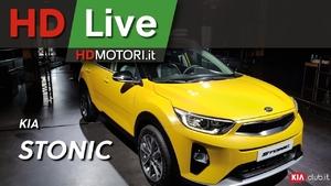 Kia Stonic, SUV compatti coreani: la formazione è completa | HDlive