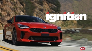 2018 Kia Stinger GT: Rear-Wheel Drive, Korean Style!  - Ignition Ep. 181