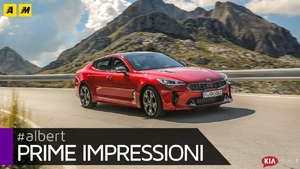 Kia Stinger | in strada e in pista con l'anti Giulia e tedesche [ENGLISH SUB]