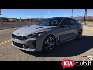 2018 Kia Stinger GT – Redline: Review