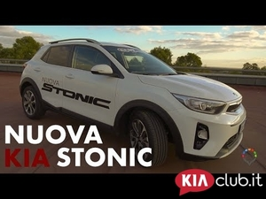 Nuova KIA Stonic - Prova su strada - Autousate.click