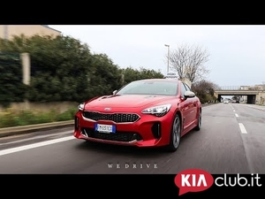 We Drive: Kia Stinger GT – Test Drive (ENG SUBS)