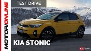 Kia Stonic | Test drive