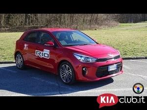 Kia Rio 1.4 CRDi 90 cv Cool 2017 test drive